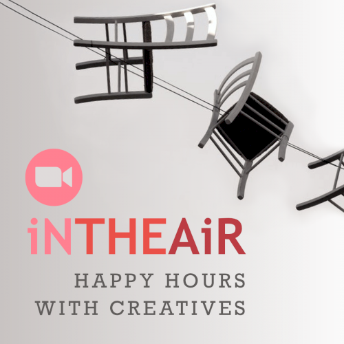IN THE AIR LAUNCHES / A New Virtual Gathering with Regional Creatives