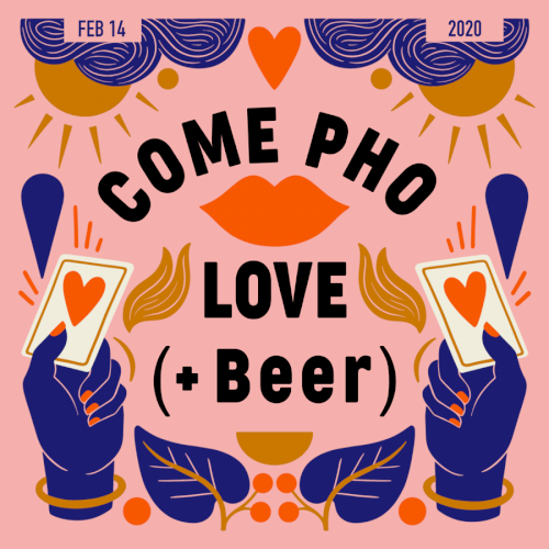 IN THE NEWS // Come Pho Love